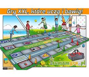giga GRY XXL dla DZIECI do skakania i edu zabawy